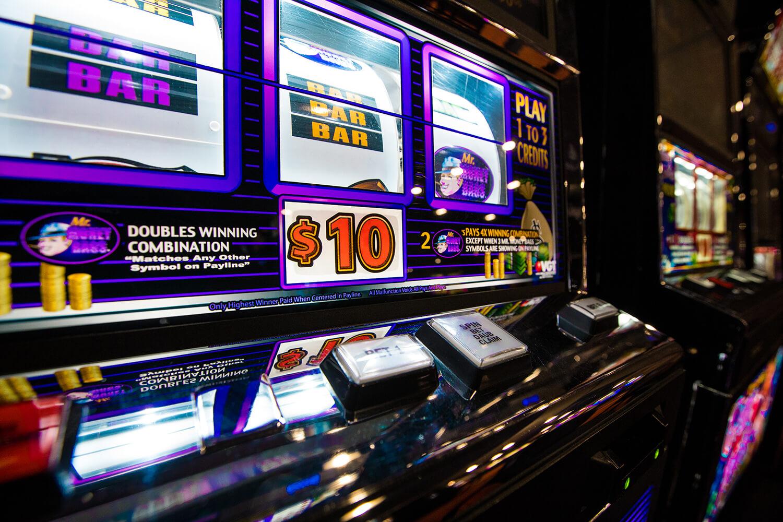Slot Machine Money Management Tips
