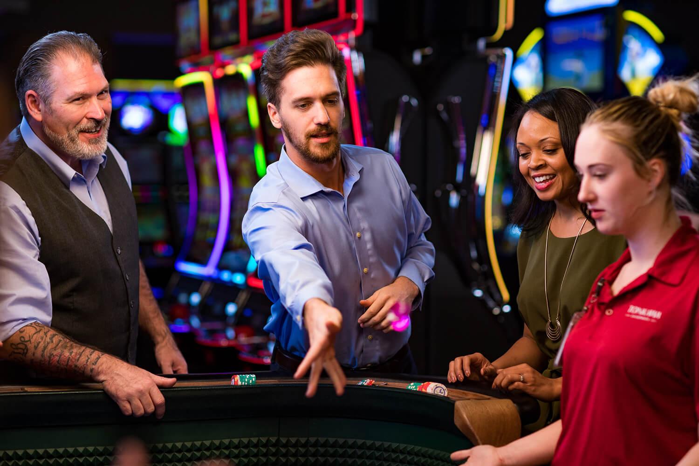 Casino Myths - Dealer Effects - Tonkawa Casino
